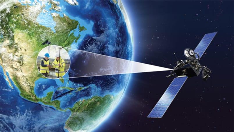 تعیین موقعیت با GNSS